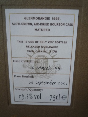 Bild Nr. 155 zu Thread Glenmorangie-1995-single-cask-slow-grown-air-dried-bourbon-cask