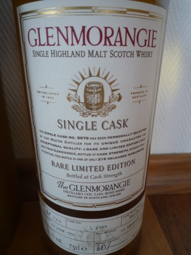 Bild Nr. 145 zu Thread Glenmorangie-1990-single-cask-bourbon-cask