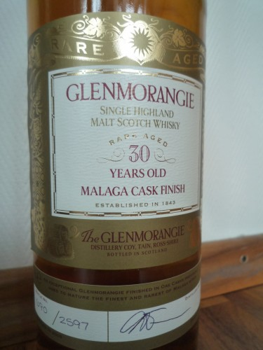 Bild Nr. 97 zu Thread Glenmorangie-rare-aged-malaga-wood-finish