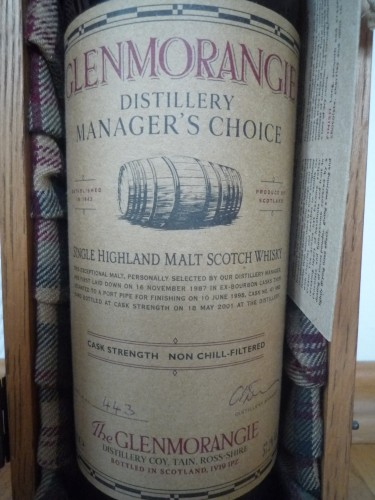 Bild Nr. 220 zu Thread Glenmorangie-distillery-managers-choice-1987