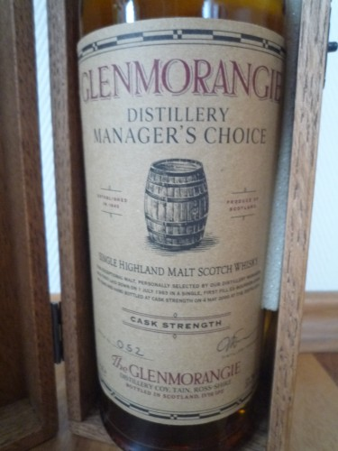 Bild Nr. 217 zu Thread Glenmorangie-distillery-managers-choice-1983