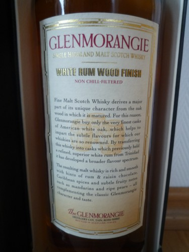 Bild Nr. 199 zu Thread Glenmorangie-white-rum-wood-finish
