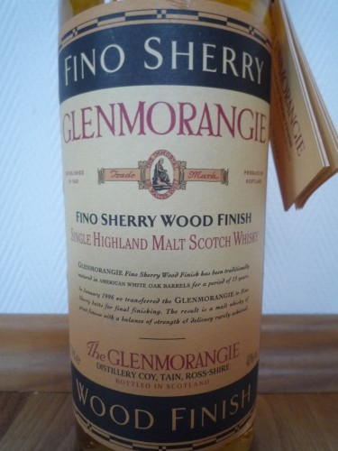 Bild Nr. 364 zu Thread Glenmorangie-fino-sherry-finish