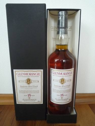 Bild Nr. 346 zu Thread Glenmorangie-sauternes-wood-finish
