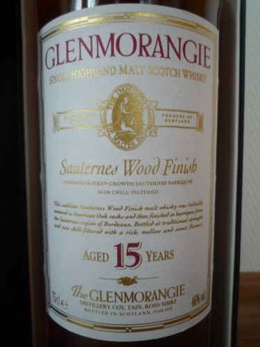 Bild Nr. 347 zu Thread Glenmorangie-sauternes-wood-finish