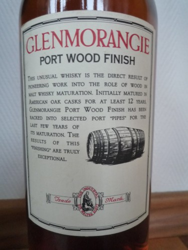 Bild Nr. 328 zu Thread Glenmorangie-port-wood-finish-square-box-ohne-angaben--1st-generation