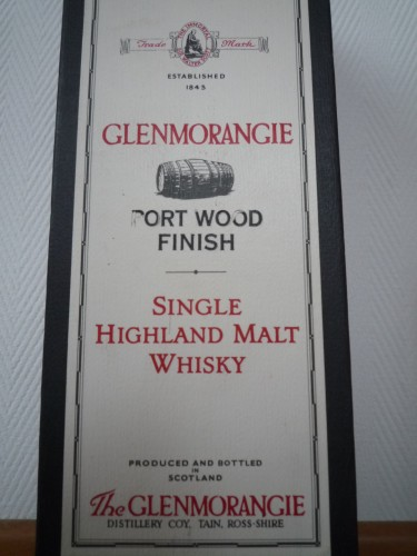 Bild Nr. 329 zu Thread Glenmorangie-port-wood-finish-square-box-ohne-angaben--1st-generation