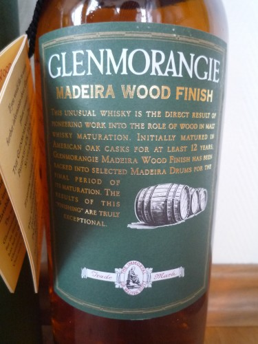 Bild Nr. 299 zu Thread Glenmorangie-madeira-wood-finish--1st-generation
