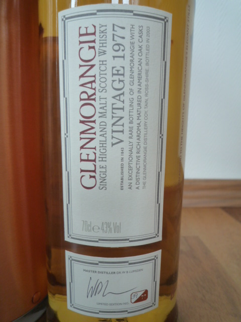 Bild Nr. 736 zu Thread Glenmorangie-1977-vintage-exclusive-to-harrods