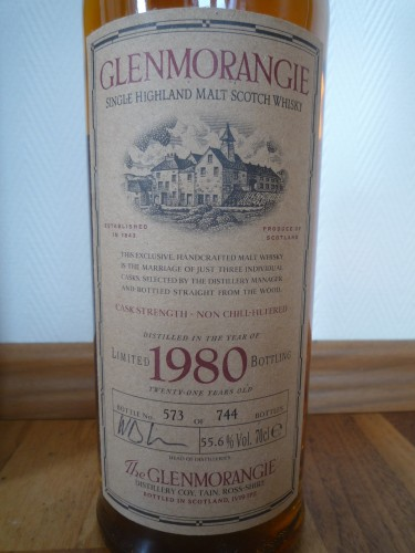 Bild Nr. 764 zu Thread Glenmorangie-1980-vintage--bottled-for-asian-market
