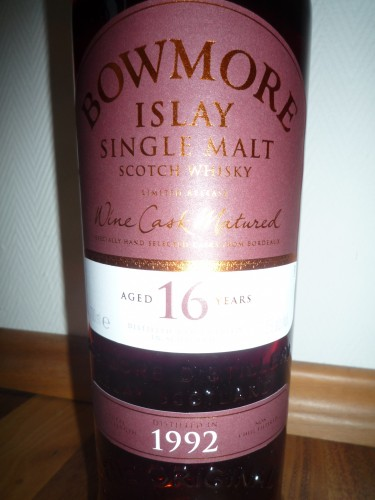 Bild Nr. 708 zu Thread Bowmore-vintage-1992--wine-cask-matured