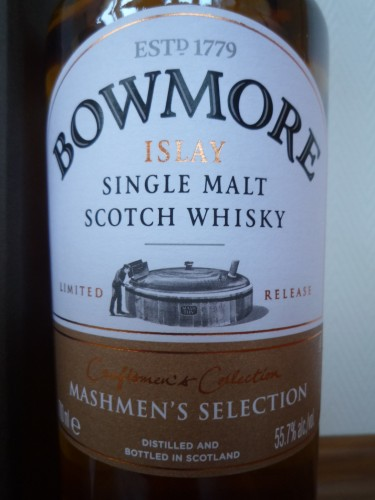 Bild Nr. 809 zu Thread Bowmore-mashmens-selection----craftmens-collection--