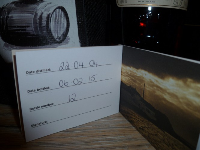 Bild Nr. 915 zu Thread Bowmore-hand-filled-9th-edition----sherry-cask--