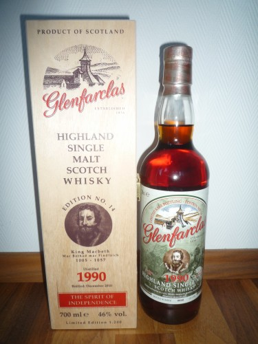 Bild Nr. 528 zu Thread Glenfarclas-no-14-king-macbeth--edition-schottische-persnlichkeiten