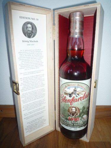 Bild Nr. 529 zu Thread Glenfarclas-no-14-king-macbeth--edition-schottische-persnlichkeiten