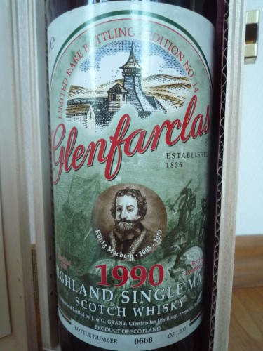 Bild Nr. 530 zu Thread Glenfarclas-no-14-king-macbeth--edition-schottische-persnlichkeiten