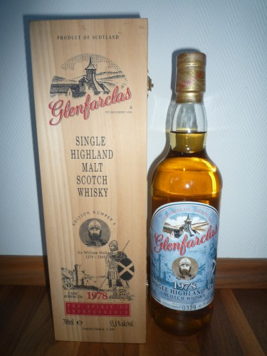 Bild Nr. 504 zu Thread Glenfarclas-no-8-sir-william-wallace--edition-schottische-persnlichkeiten