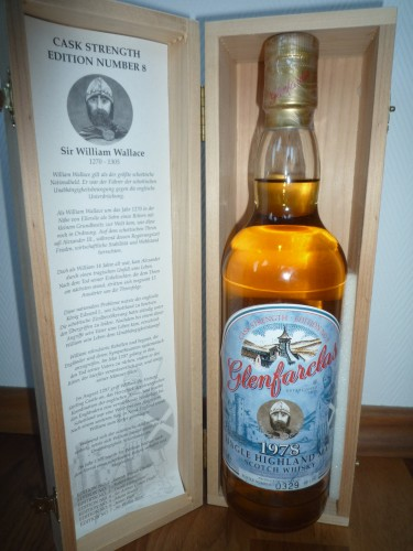 Bild Nr. 505 zu Thread Glenfarclas-no-8-sir-william-wallace--edition-schottische-persnlichkeiten