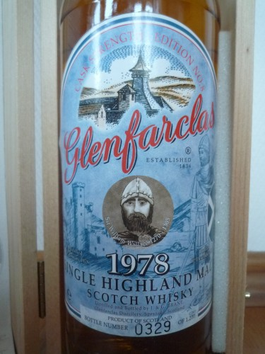 Bild Nr. 506 zu Thread Glenfarclas-no-8-sir-william-wallace--edition-schottische-persnlichkeiten