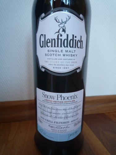 Bild Nr. 546 zu Thread Glenfiddich-snow-phoenix