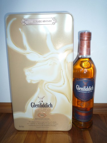 Bild Nr. 548 zu Thread Glenfiddich-125th-anniversary-edition