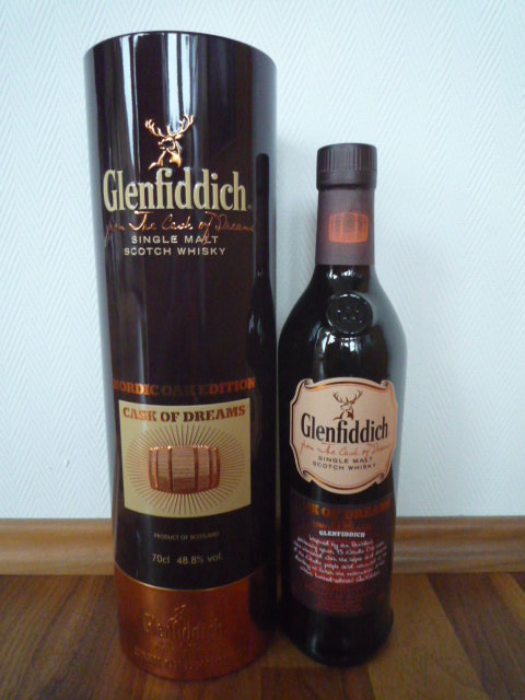 Bild Nr. 644 zu Thread Glenfiddich-cask-of-dreams-2012-release--nordic-oak-edition