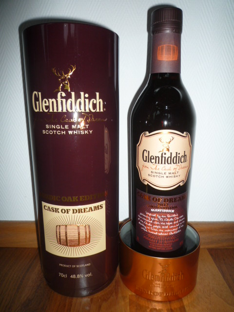 Bild Nr. 645 zu Thread Glenfiddich-cask-of-dreams-2012-release--nordic-oak-edition