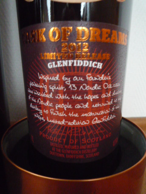 Bild Nr. 646 zu Thread Glenfiddich-cask-of-dreams-2012-release--nordic-oak-edition