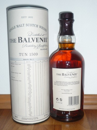 Bild Nr. 856 zu Thread Balvenie-tun-1509-batch-1