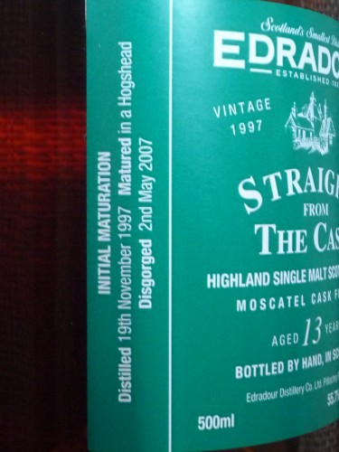 Bild Nr. 866 zu Thread Edradour-straight-from-the-cask--moscatel-finish